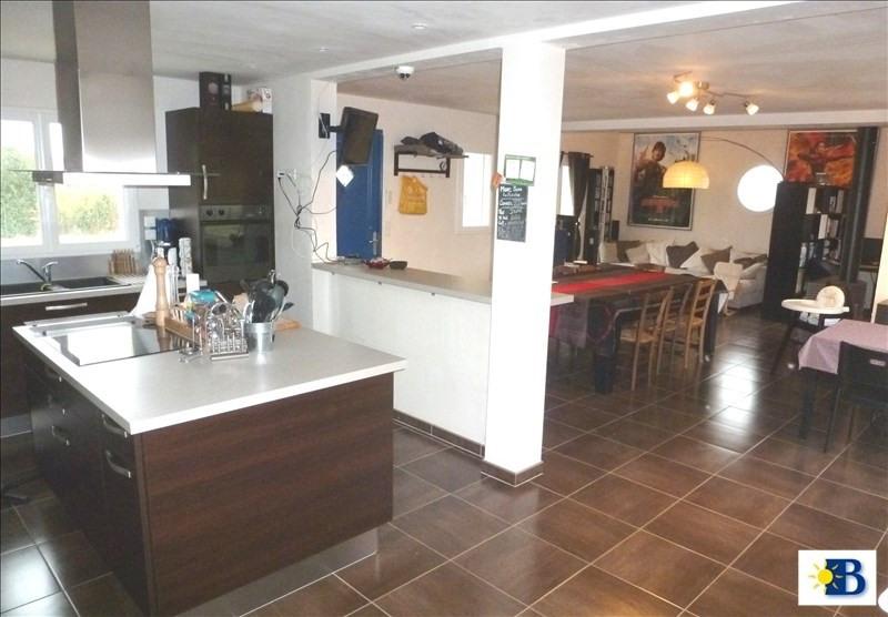 Vente maison / villa Leigne les bois 222600€ - Photo 3