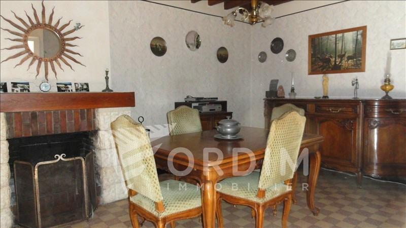 Vente maison / villa Toucy 149600€ - Photo 8
