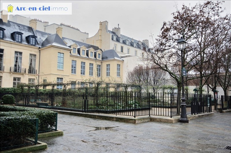 Vente de prestige appartement Paris 3ème 1 094 000€ - Photo 2