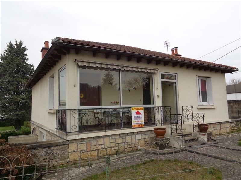 Vente maison / villa Villefranche de rouergue 97600€ - Photo 2