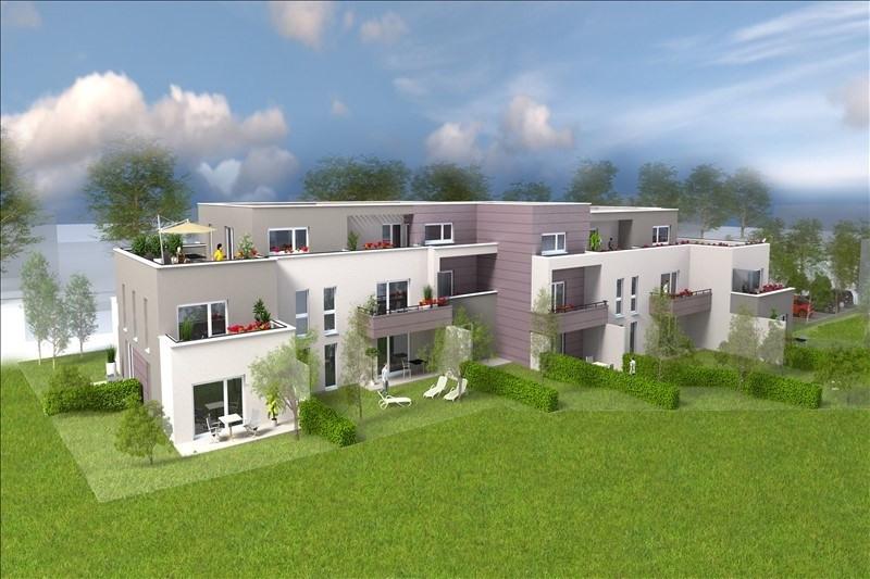 Rental apartment Metz 855€ CC - Picture 1