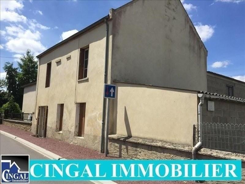 Vente maison / villa Grainville langannerie 144450€ - Photo 1