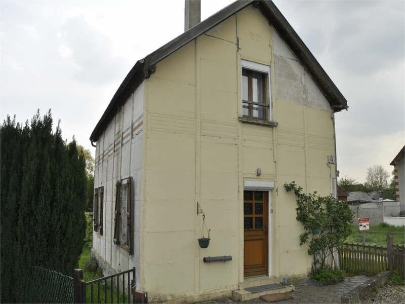 Sale house / villa Soissons 60000€ - Picture 1