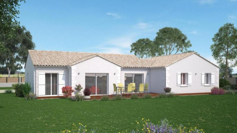Maison  5 pièces + Terrain 663 m² Neuville-de-Poitou par Maisons Ericlor