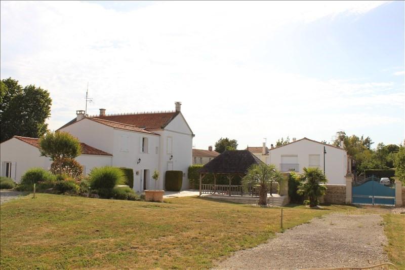 Verkoop van prestige  huis Cire d aunis 555000€ - Foto 2