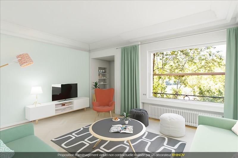 Vente de prestige appartement Lyon 6ème 750000€ - Photo 3