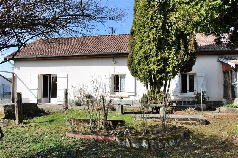 Sale house / villa Etival clairefontaine 107 500€ - Picture 1