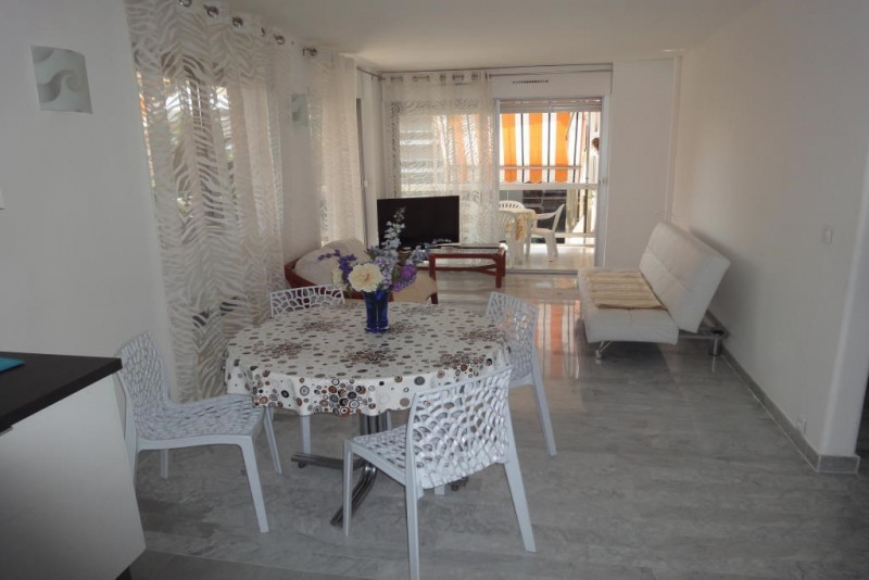 Rental apartment Juan les pins 1 060€ CC - Picture 3