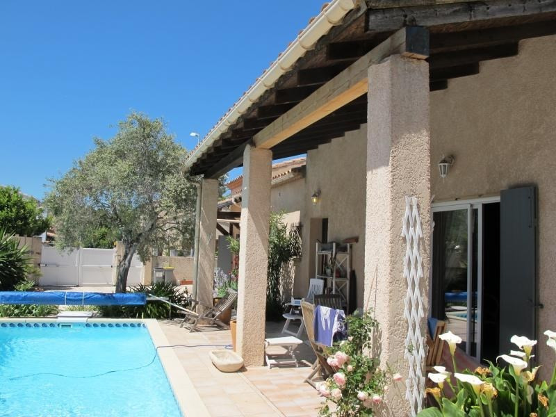 Vente maison / villa Salon de provence 455 000€ - Photo 4