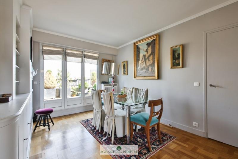 Vente de prestige appartement Paris 17ème 1397000€ - Photo 9