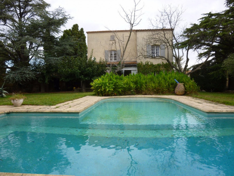 Vente de prestige maison / villa Marguerittes 575000€ - Photo 1