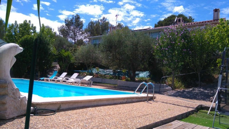 Sale house / villa La crau 515000€ - Picture 2