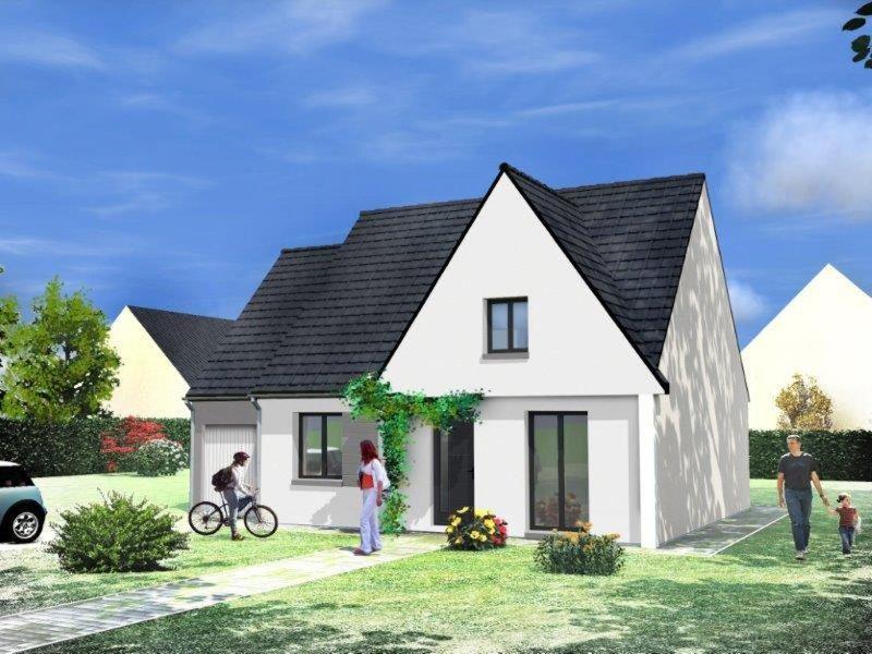 Maison  5 pièces + Terrain 700 m² La-Houssaye-Beranger par RESIDENCES INTER ROUEN