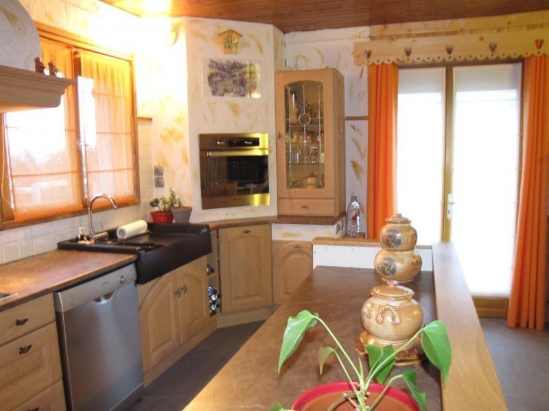 Sale house / villa Hauteville sur fier 410000€ - Picture 4