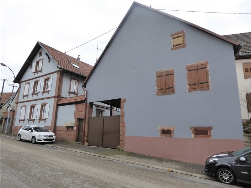 Investment property building Obersoultzbach 250 000€ - Picture 2