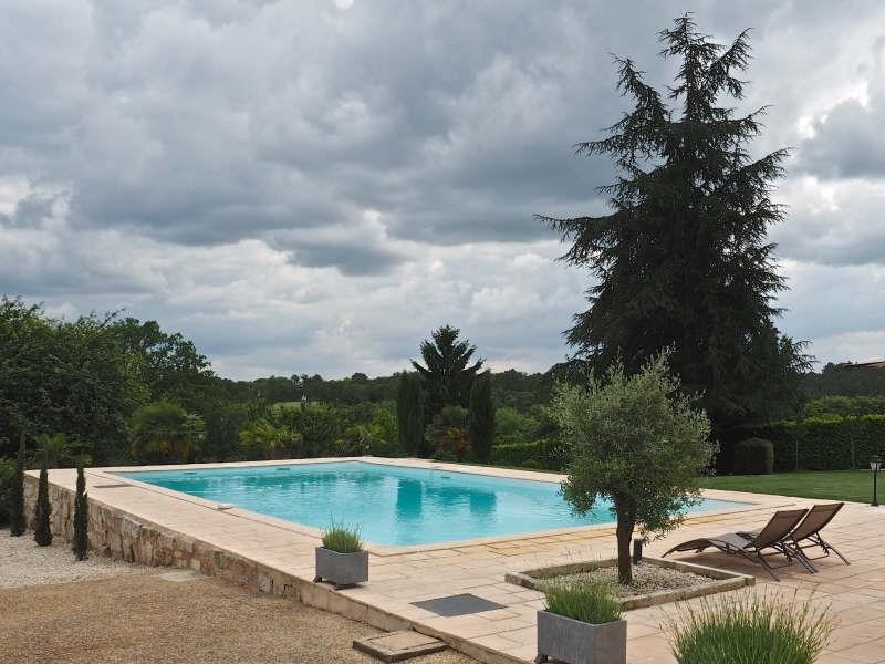 Vente de prestige maison / villa Chateau leveque 647000€ - Photo 10