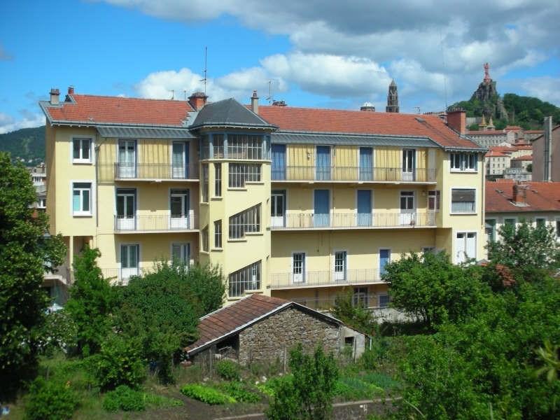 Rental apartment Le puy en velay 353,79€ CC - Picture 1