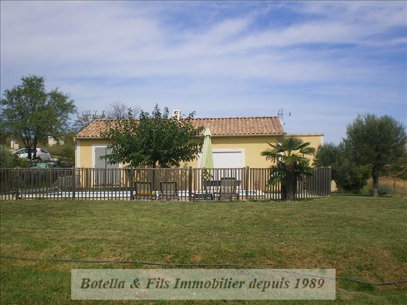Vendita casa Goudargues 254000€ - Fotografia 1