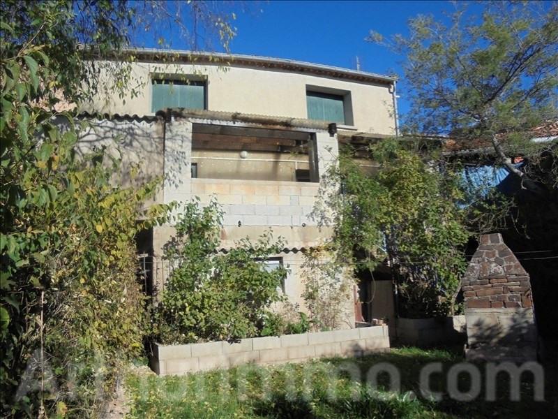 Vente maison / villa Le bosc 135000€ - Photo 1