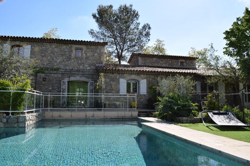 Venta de prestigio  casa Fayence 680000€ - Fotografía 1