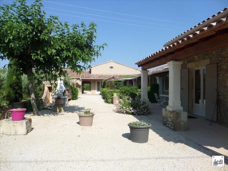 Vente de prestige maison / villa Grignan 690000€ - Photo 1