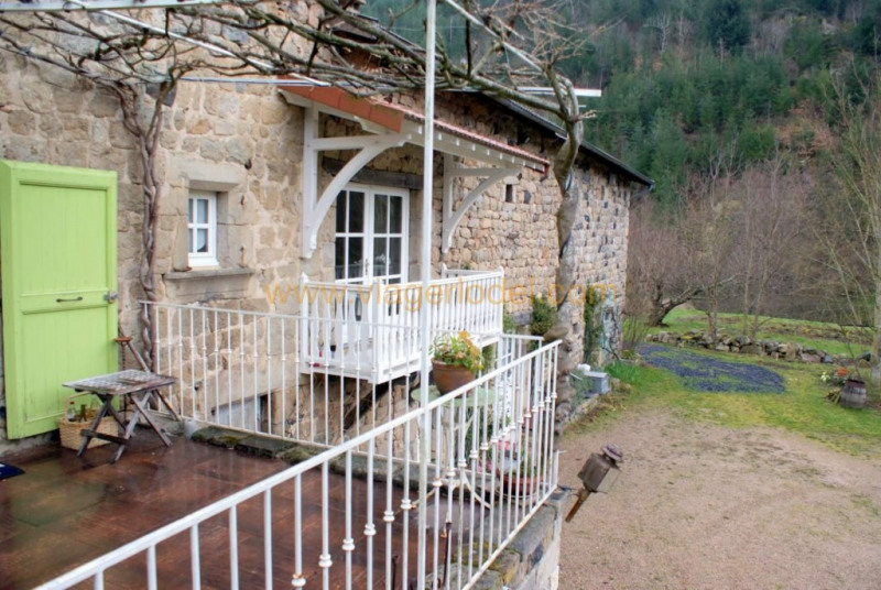 Lijfrente  huis Chaneac 55000€ - Foto 1