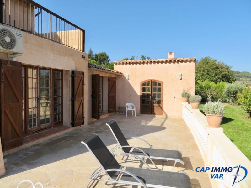 Vente de prestige maison / villa Le beausset 595000€ - Photo 3
