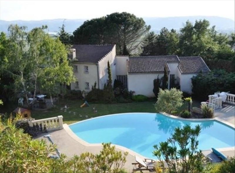 Vente de prestige maison / villa Mercurol 635000€ - Photo 1