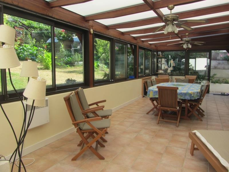 Sale house / villa Osny 418000€ - Picture 2