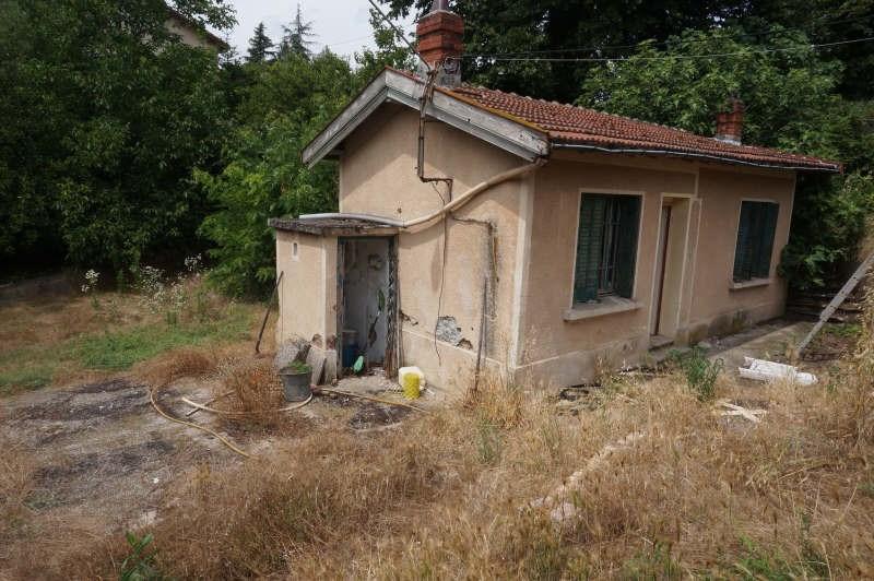 Venta  casa Reventin vaugris 230000€ - Fotografía 10