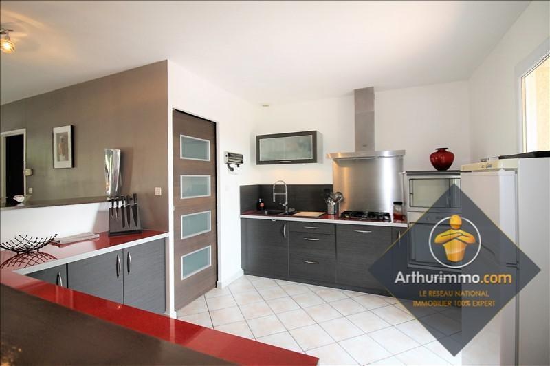 Sale house / villa Tignieu jameyzieu 319000€ - Picture 9