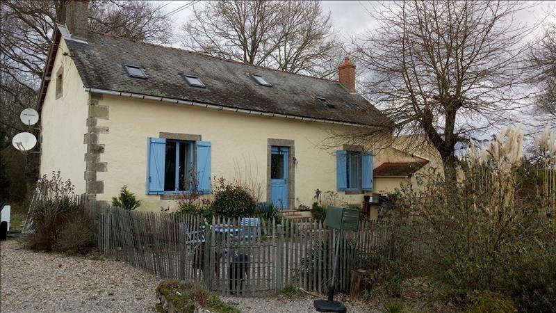 Sale house / villa Foret de troncais 139500€ - Picture 1