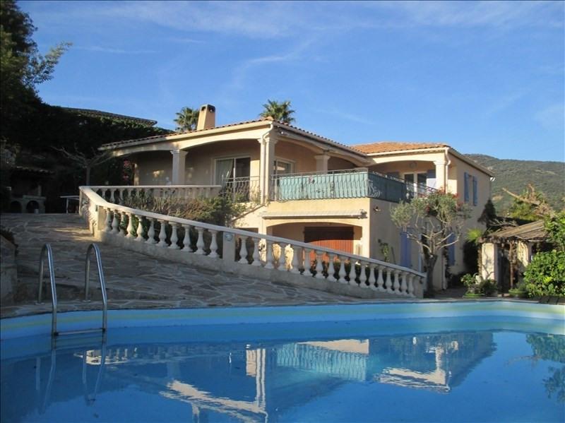 Deluxe sale house / villa Bormes les mimosas 785000€ - Picture 1