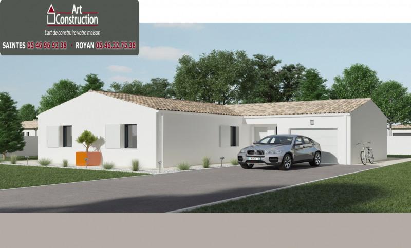Maison  5 pièces + Terrain 720 m² Saint-Sulpice-de-Royan par ART CONSTRUCTION