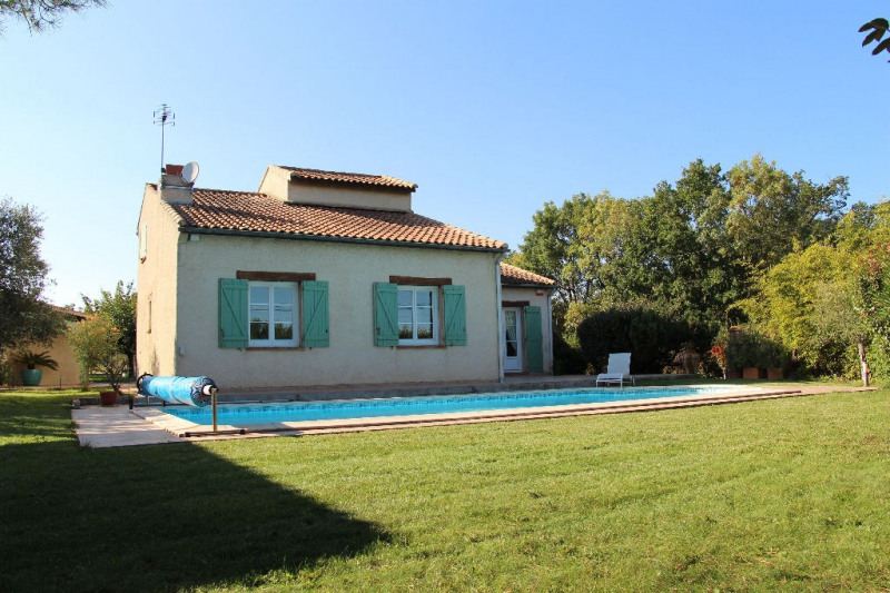 Vente maison / villa Mondonville 410000€ - Photo 1
