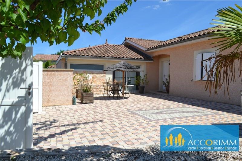 Vente de prestige maison / villa Toussieu 610000€ - Photo 3