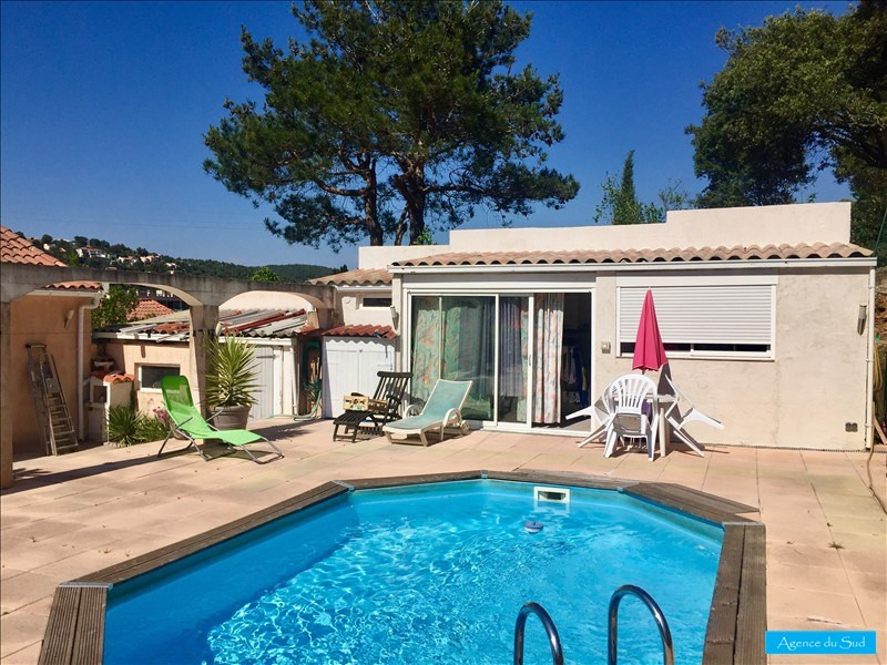 Vente maison / villa Carnoux en provence 440000€ - Photo 7