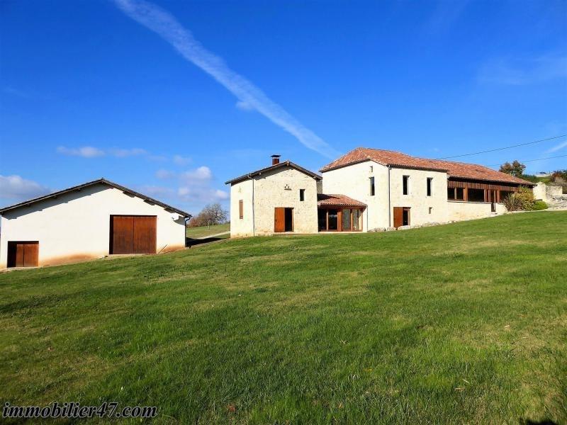 Deluxe sale house / villa Prayssas 540000€ - Picture 2