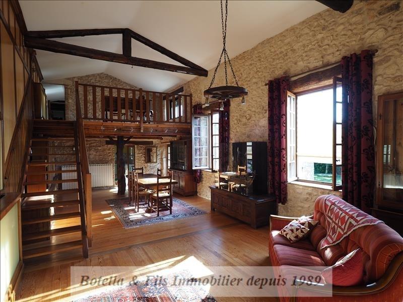 Verkoop  huis Goudargues 460000€ - Foto 7