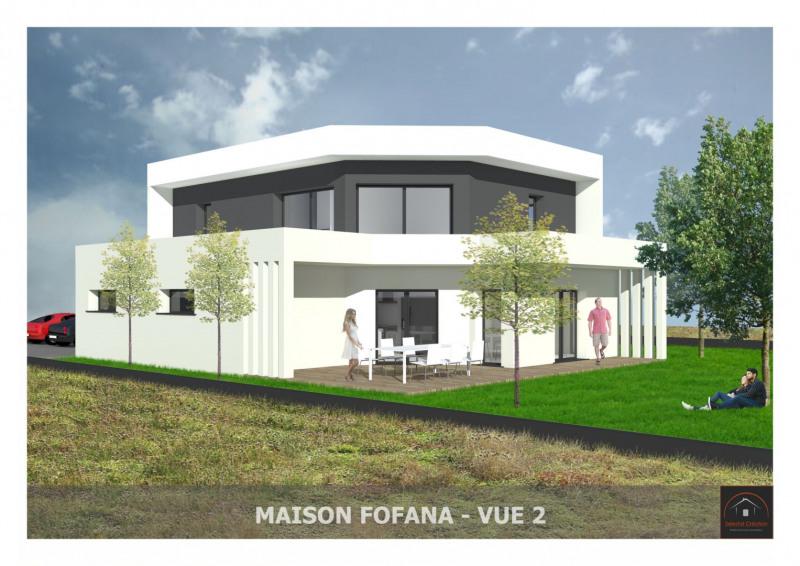 """Modèle de maison  """"Modèle de maison CARTER de plain-pied"""" à partir de 6 pièces Haute-Savoie par FONCERIA"""