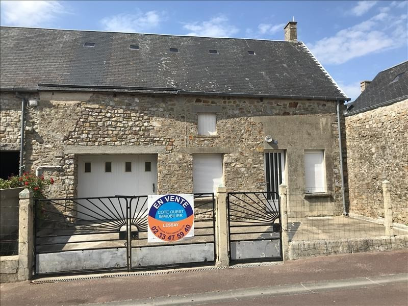 Vente maison / villa Creances 80 000€ - Photo 1