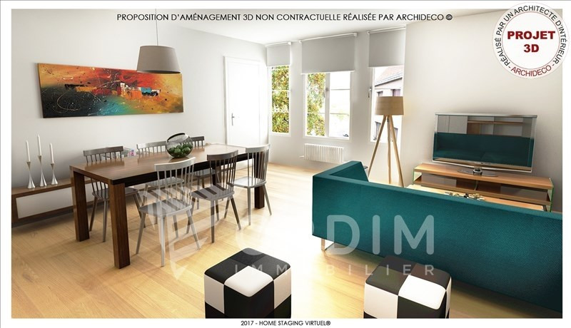Vente appartement Auxerre 109 500€ - Photo 2