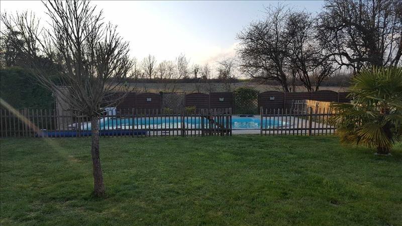 Vente maison / villa Celle levescault 174000€ - Photo 13
