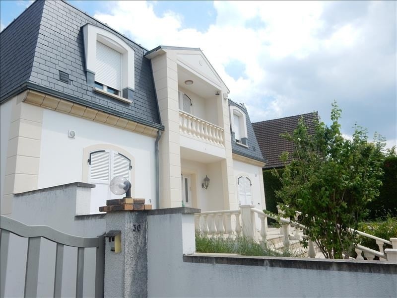 Vente de prestige maison / villa Sarcelles 495000€ - Photo 1