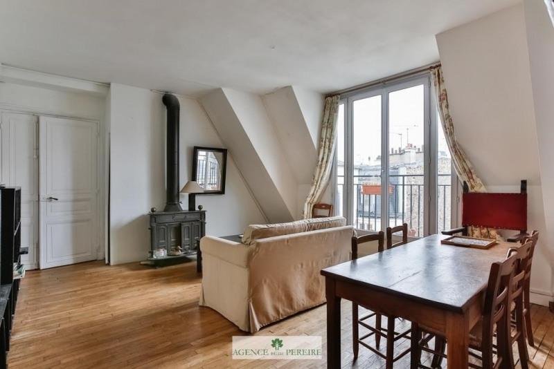 Vente appartement Paris 17ème 780000€ - Photo 8