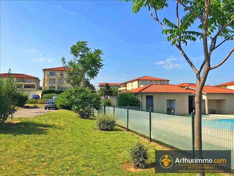 Sale apartment Bourgoin jallieu 139000€ - Picture 2