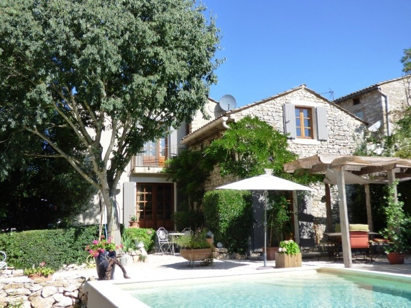 Deluxe sale house / villa Uzes 545000€ - Picture 10
