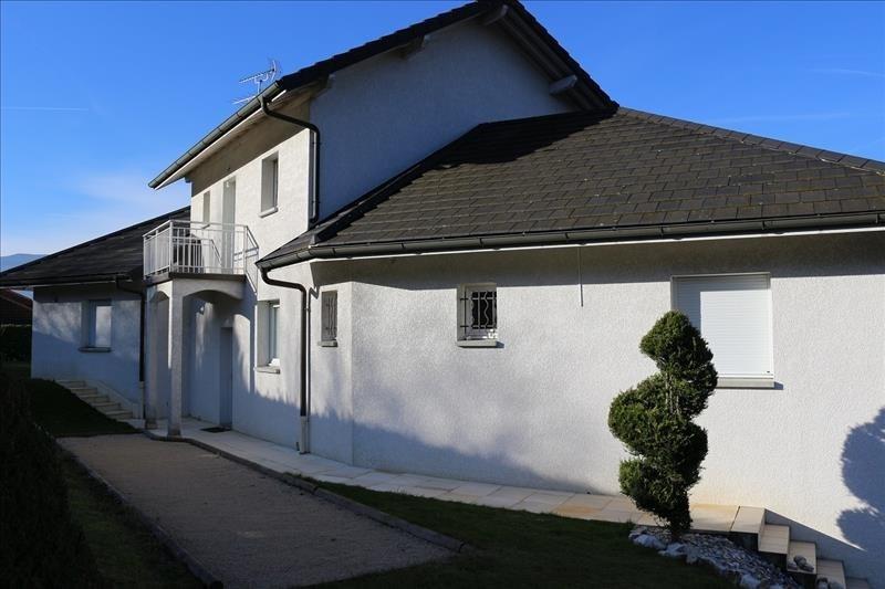 Vente de prestige maison / villa Seyssel 595000€ - Photo 1