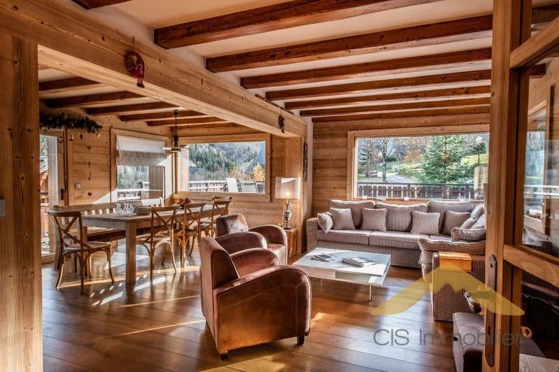 Deluxe sale house / villa Meribel 1100000€ - Picture 1