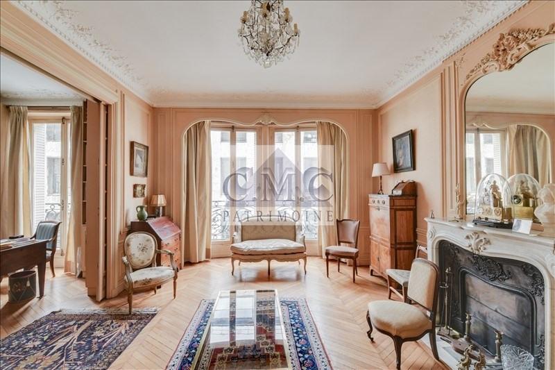 Revenda residencial de prestígio apartamento Paris 7ème 1965000€ - Fotografia 1
